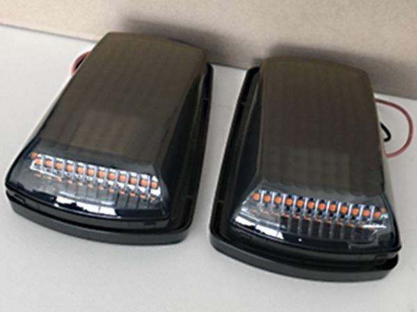 MANSORY マンソリー LEDフラットウィンカー スモーク メルセデス ベンツ Gクラス ゲレンデヴァーゲン W463 G350 G550 G63 G65