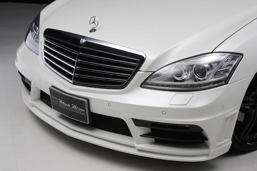 《WALD ヴァルド》キットプライス 《3点キット》Mercedes Benz メルセデス ベンツ W221 Sクラス 2009年~『代引不可』