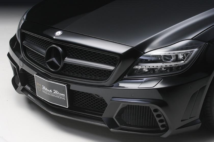 《WALD ヴァルド》キットプライス 《FRP製・3点キット》Mercedes Benz メルセデス ベンツ W218 CLSクラス『代引不可』