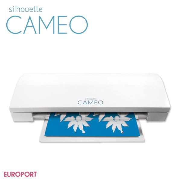 シルエットカメオ3 機械単体特別価格 ~295mm幅対応 小型カッティングマシン A4サイズアイロン&ステッカーシートセットプレゼント | カード決済対応 | 送料無料 | silhouette CAMEO3【CAMEO3-TANS】