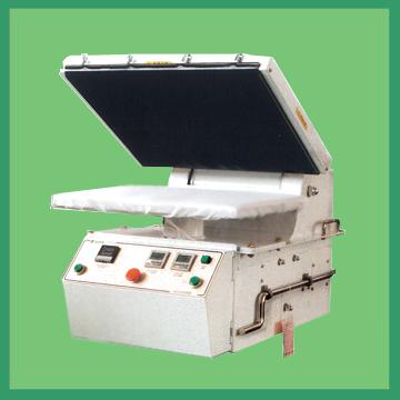 OKUSUN 奥野電器産業社製熱転写プレス機 卓上自動型【AF-54TEN】