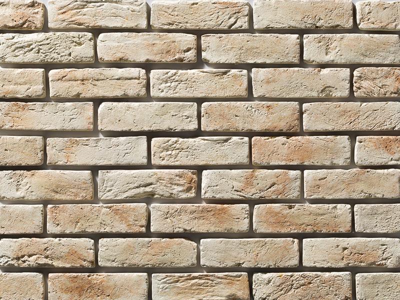 欧風 ヨーロッパ風 アンティーク調ブリックタイル 外壁 店舗 2020新作 ライトベージュ系 ブリックタイル いよいよ人気ブランド ヨーロピアンブリック 入り フラット シルバーサンド セメント系壁面ブリックタイル 1ケース63枚 約1m2