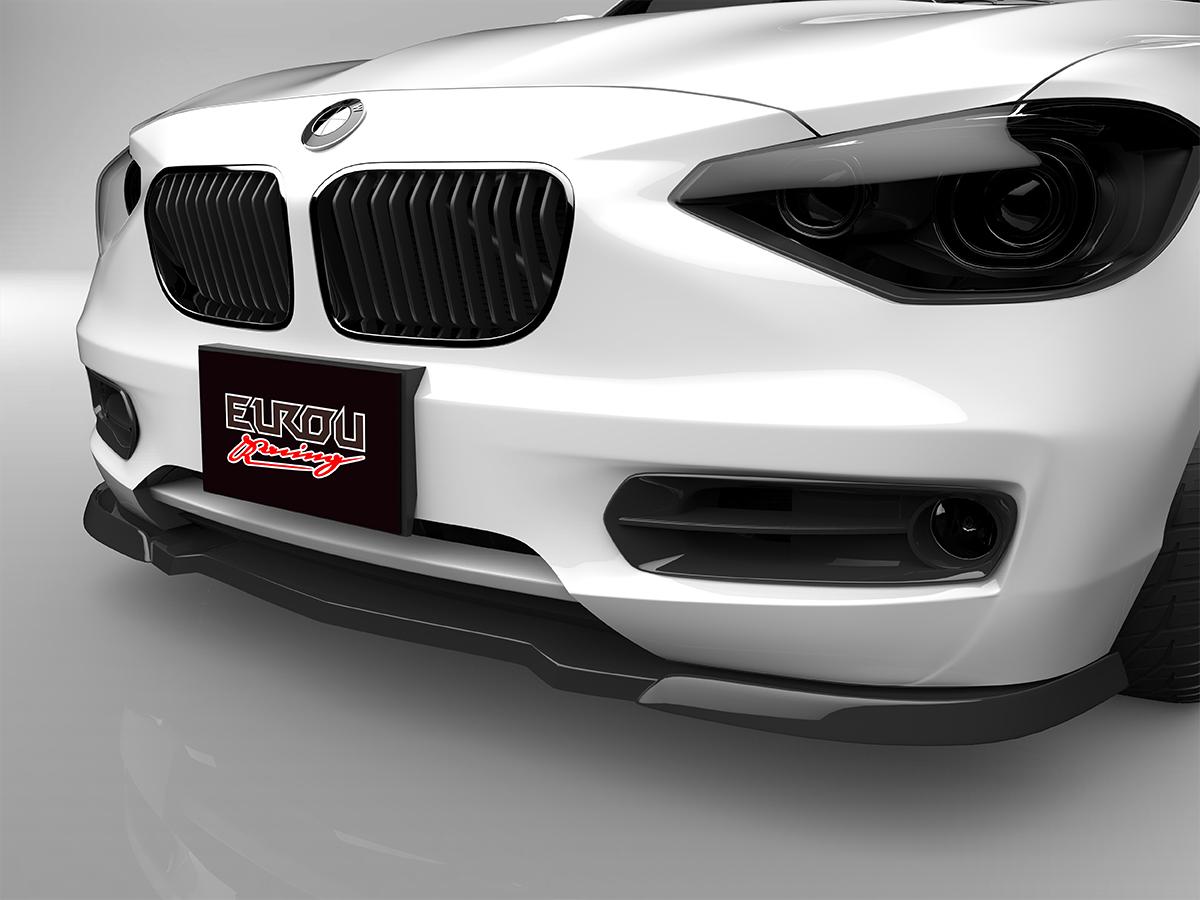 ■国産エアロパーツ!保証付き!!NEW MODEL/EUROUF20 1シリーズ 標準車 前期フロントアンダースポイラー エアロパーツ