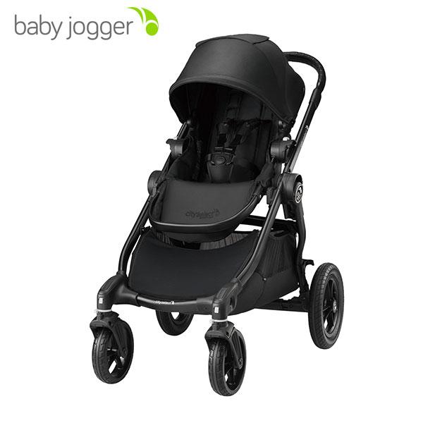 【BabyJogger ベビージョガー正規販売店】baby jogger city select シティセレクト(ブラック)シングルストローラー2022278