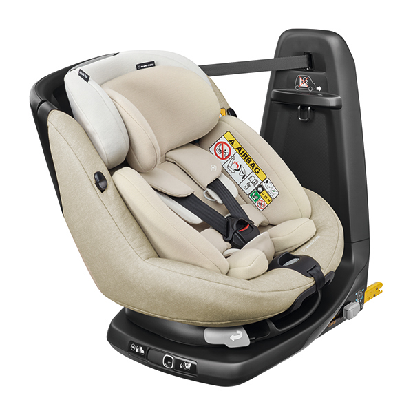 【Maxi-cosi マキシコシ・GMP正規販売店】Maxi-cosi AXISSFIX PLUS マキシコシ アクシスフィックスプラスノマドサンドNOMAD SANDQNY8025332110【ISOFIX搭載車両限定】