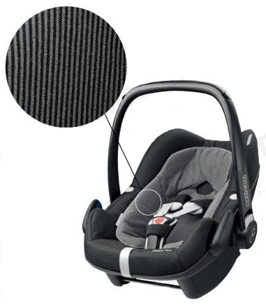 【Maxi-cosi マキシコシ・GMP正規販売店】Maxi-Cosi PebblePlus マキシコシ ペブルプラス(ブラックレイベン)【新生児から使えるカーシート】