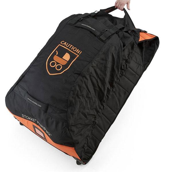 【STOKKEストッケ正規販売店】STOKKE プラムパックベビーカーを衝撃から保護するトラベルバッグ