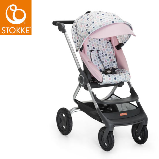 【STOKKEストッケ正規販売店】Stokke Scoot2 Style Kit ストッケ スクート2 スタイルキット(ソフトドット)【スクート2 本体別売り】