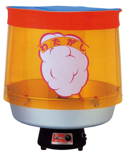 綿菓子機 TK-5型 【わたがし機】