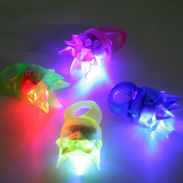 【ケース販売】【王冠】光る指輪(光彩クラウンリング) 720入(36個入×20)