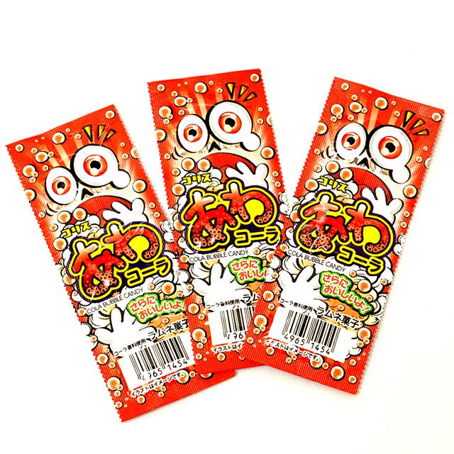 アワコーララムネ 泡コーララムネ 駄菓子--- 30円 あわコーララムネ 20入【アワコーララムネ 泡コーララムネ 駄菓子】