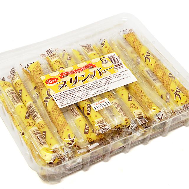 ぷりんバー 低廉 ゼリー 商店 駄菓子--- 50本入 駄菓子 プリンバー