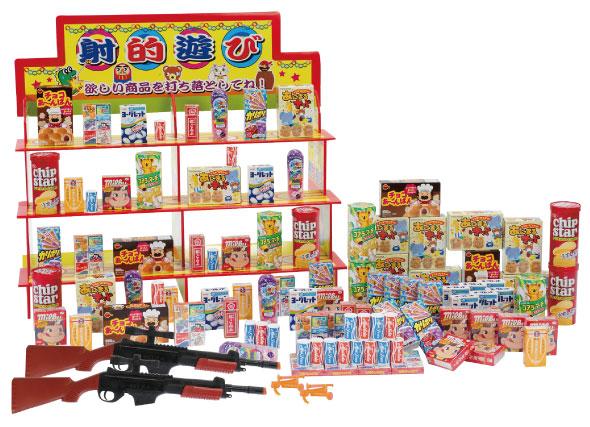 お菓子射的チャレンジ100(コード6923/20800)