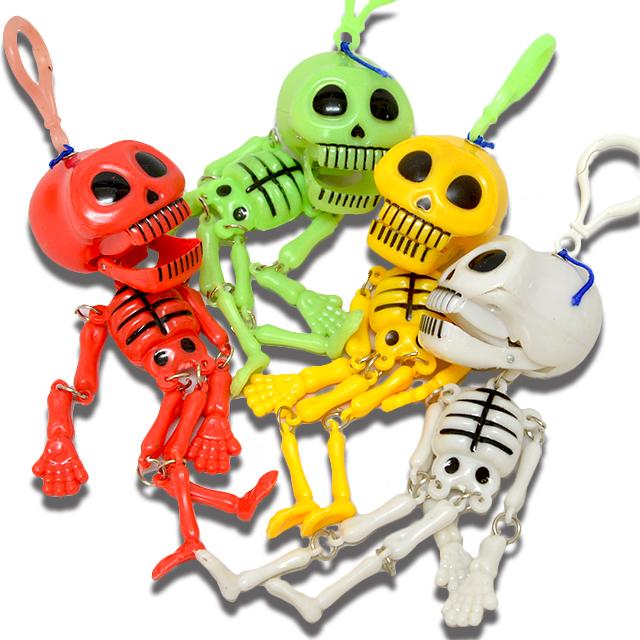 おもちゃ 景品 販促 販売促進 お子様ランチ サービス品 大規模セール 爆笑ガイコツ 激安 12入 永遠の定番 格安 安い-----