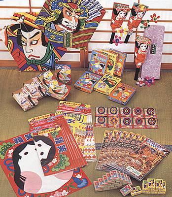 日本のお正月プレゼント