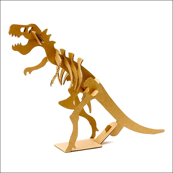 Hansokueventya Paper Craft Dan Ball Engineering Made Dinosaur
