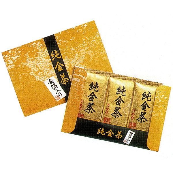 純金茶 2g×3包 100個セット
