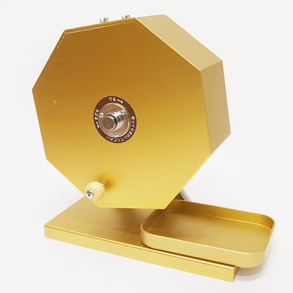 金色抽選器 500球用 / ガラガラ 福引 抽選会 抽選機