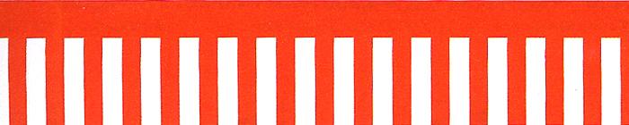 テトロン幕 紅白幕