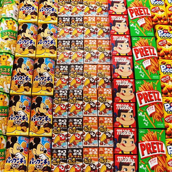 有名メーカー箱入りお菓子景品 100個セット