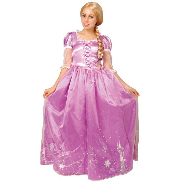ハロウィンコスチューム ドレスアップ ラプンツェル Dress Up Adult Rapunzel