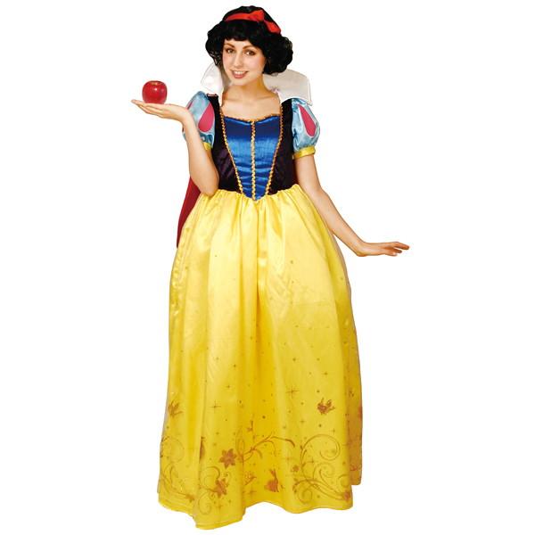 ハロウィンコスチューム ドレスアップ白雪姫 Dress Up Adult Snow White [北海道 沖縄 離島への配送不可]