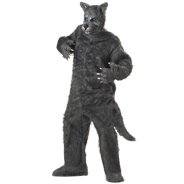 着ぐるみ オオカミ Big Bad Wolf / コスチューム 動物 アニマル ハロウィン