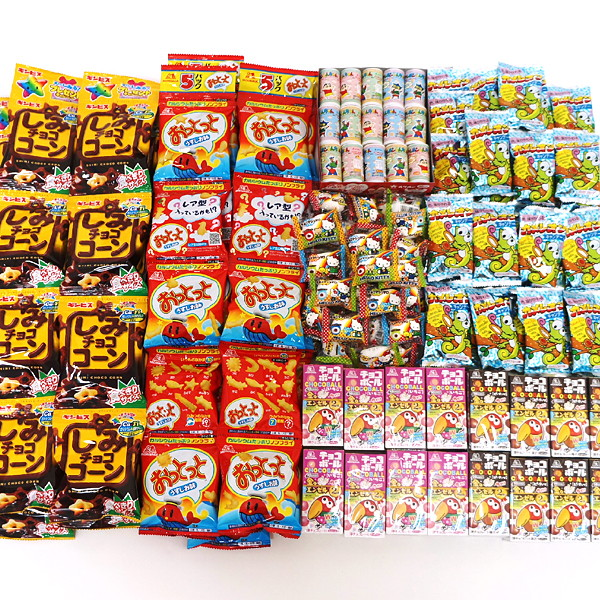 サイコロ出た数だけお菓子プレゼント お菓子440個