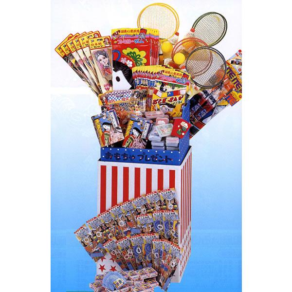 たのしい正月おもちゃ抽選会(60名様用) ディスプレイ台付