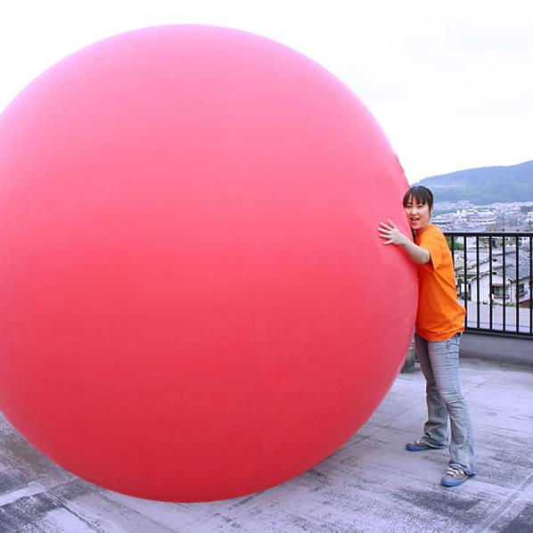 【国産】ジャンボバルーン[巨大風船] 12フィートサイズ