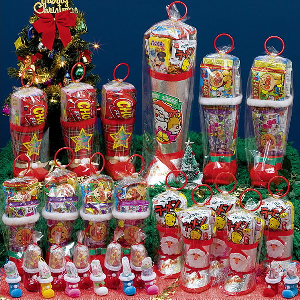 千本釣り大会の景品のみ[千本釣り台は別売り] クリスマスブーツ(50名様用)