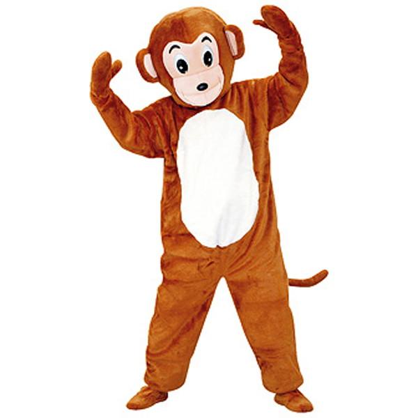 着ぐるみ[きぐるみ] 猿[さる・サル]C 【アニマル・着ぐるみ】