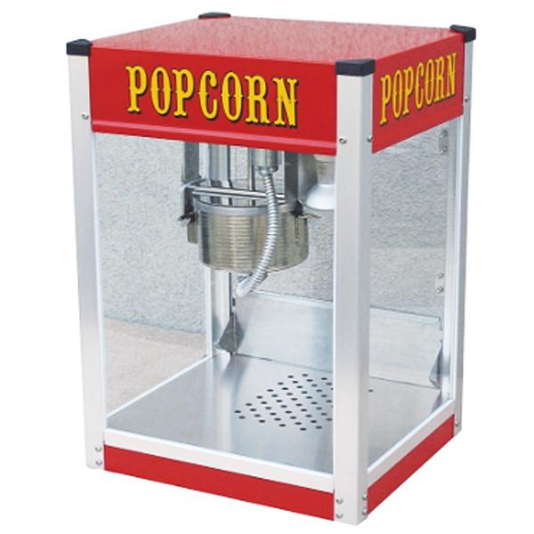 ポップコーンマシンB [模擬店 夜店 お祭り販売品 縁日食べ物] [大型商品160cm以上]