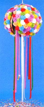 くす玉紙 直径45cm