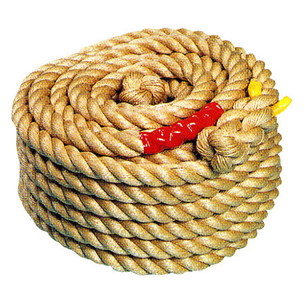 綱引きロープC(直径36mm×36m) 競技協会指定 [大型商品20kg以上] [北海道 沖縄 離島への配送不可]