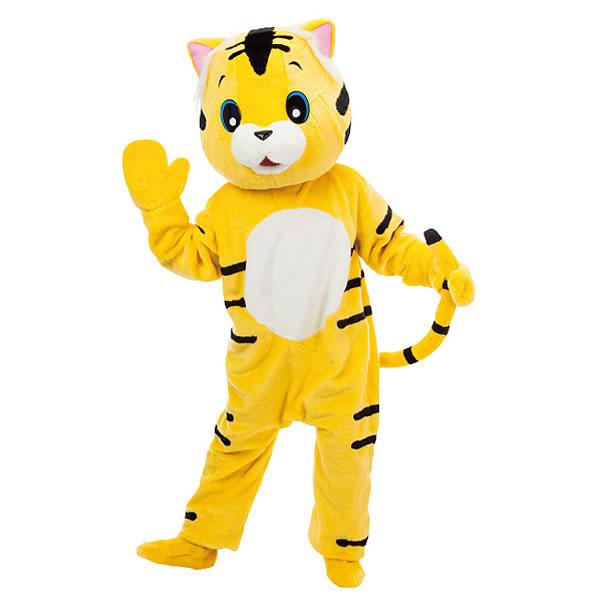 着ぐるみ[きぐるみ] 虎[とら・トラ]B /アニマル 動物 [北海道 沖縄 離島への配送不可]