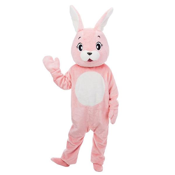 着ぐるみ[きぐるみ] 兎[うさぎ・ウサギ]B 【アニマル・着ぐるみ】 [北海道 沖縄 離島への配送不可]