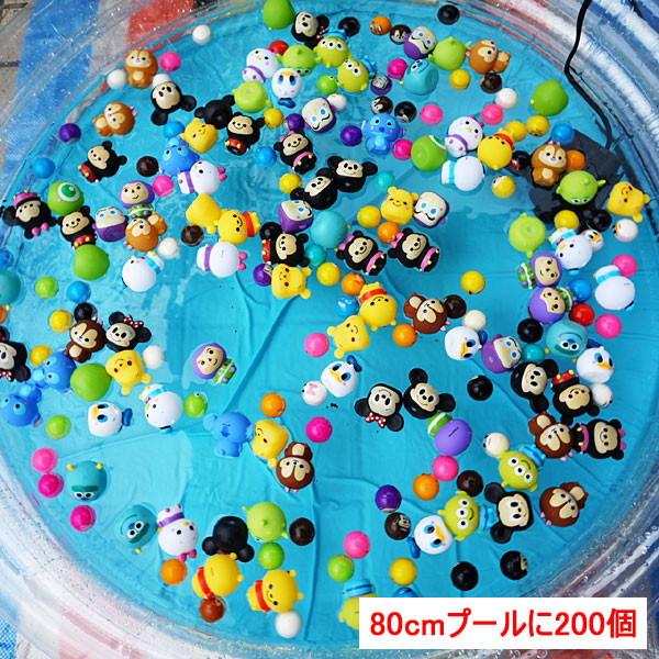 簡単スタートキット ディズニーキュート人形・立体フェイス・スーパーボールすくい大会セット 200個/動画有