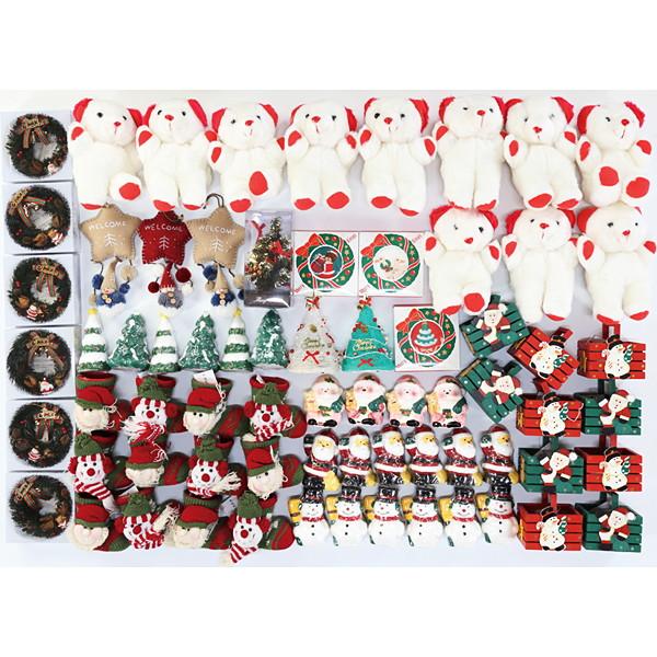 クリスマス ラッキーパンチBOXセット(景品72ヶ)