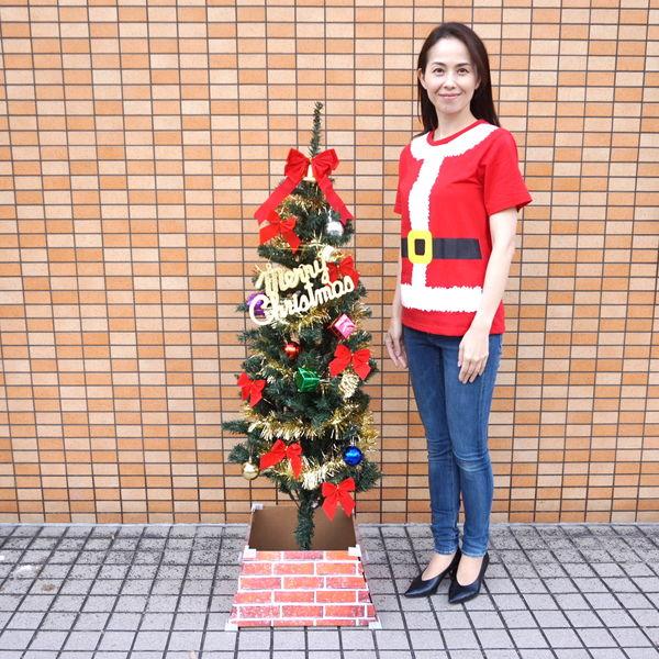 [送料無料] クリスマス装飾 クリスマスツリー ファミリーセット 150cm(オーナメント付)