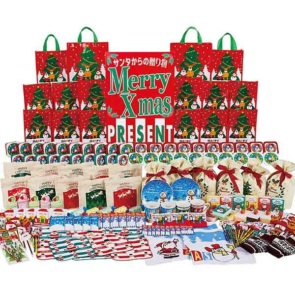 クリスマスお楽しみ袋抽選会景品セット(100名様用)
