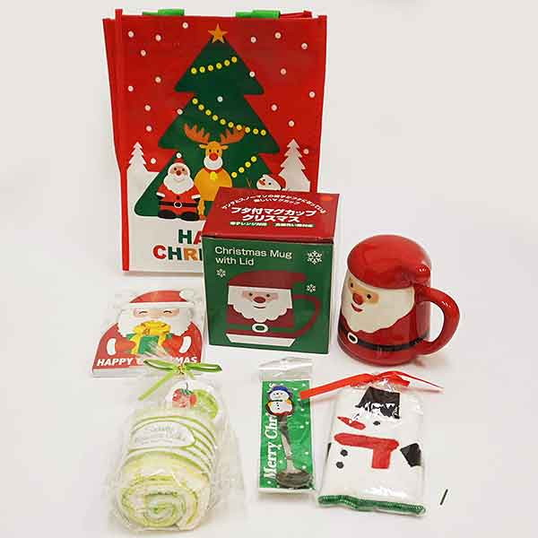 クリスマスお楽しみ袋 B おもちゃ4~5点 36名分 800円×36個