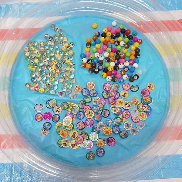 (簡単スタートキット)ディズニーオールスター・ツムツム スーパーボール・コインすくい大会セット 丸プール付 (300個、すくいポイ100個)
