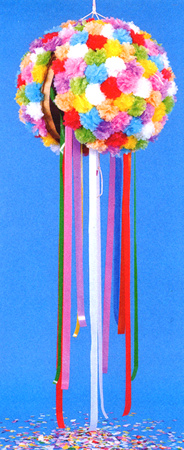 [送料無料] くす玉紙 直径45cm