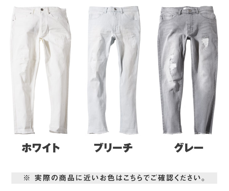 Denim men's skinny skinny pants skinny denim stretch denim jeans blue jeans tight slender slim blue black clean their denim fall/winter fall/winter fall clothes winter fall brother series sex of bitter series JOKER Joker