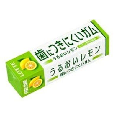 ☆送料無料☆(北海道・沖縄以外) ロッテ フリーゾーンガムレモン 9枚×300個