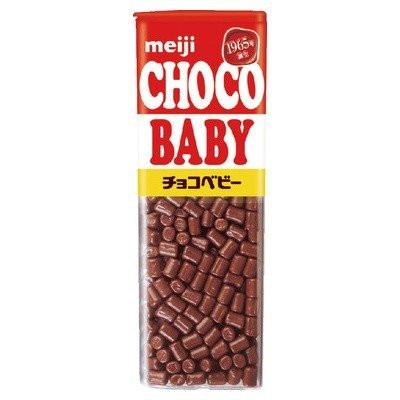 ☆送料無料☆(北海道・沖縄以外) 明治 チョコベビージャンボ 102g×48個