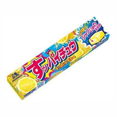 森永 すッパイチュウレモン味 12粒×144個