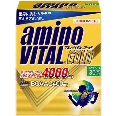 味の素 アミノバイタルGOLD 30本入り 141g×12個  【送料無料】