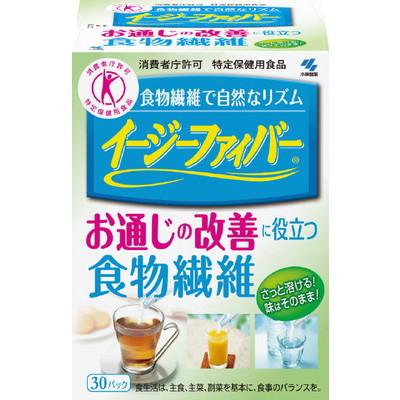 小林製薬 イージーファイバー特保 30包×24個  【送料無料】